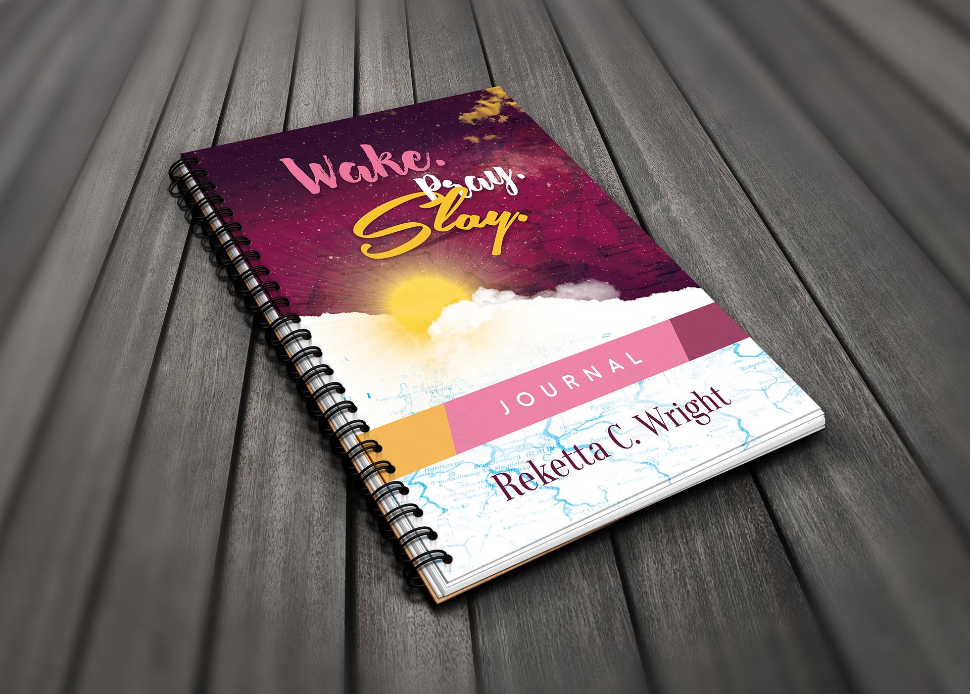 Wake.Pray.Slay.Journal